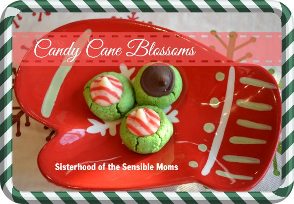 Kisses Candy Cane Blossoms
