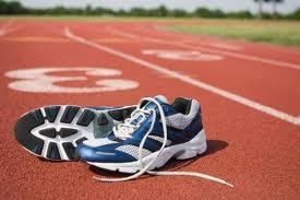 track shoes