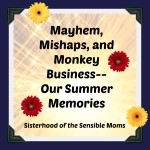 Mayhem, Mishaps, and Monkey Business—Our Summer Memories