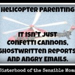 Helicopter Parents: Your Time Is Up