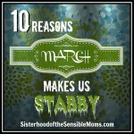 10 Reasons March Makes Us Stabby