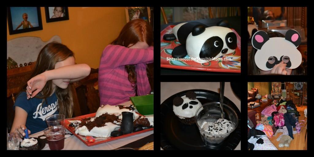 Panda Collage Sisterhood of the Sensible Moms