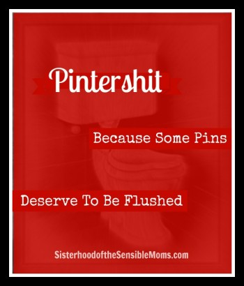 Pintershit Sisterhood of the Sensible Moms