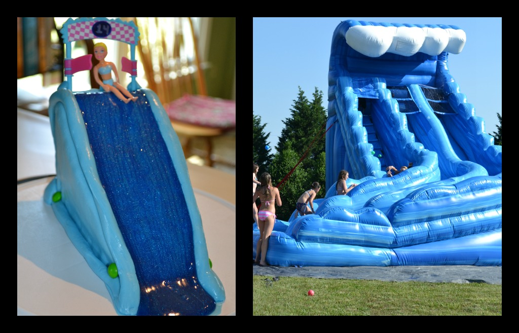 Water Slide Sisterhood of the Sensible Moms