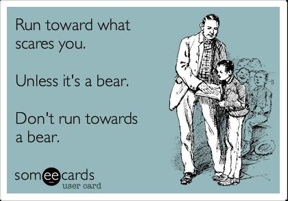 bearrun