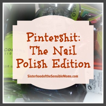 Pintershit The Nail Polish Edition