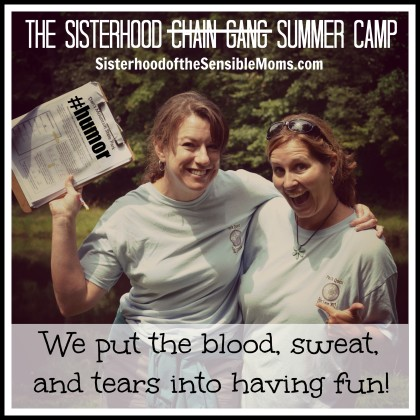 The Sensible Sisterhood Summer Camp