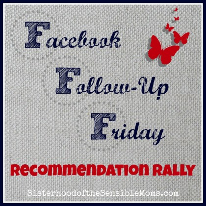 Facebook Followup Friday Recommendation Rally