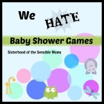 We Hate Baby Shower Games