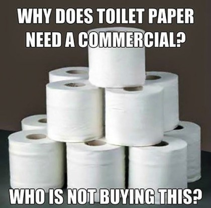 Buying Toilet Paper