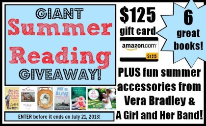 giant summer reading giveaway