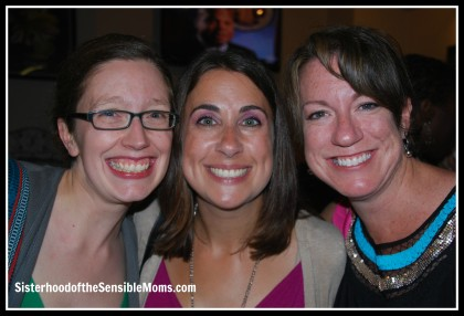 These are some funny ladies! SO happy to meet 649.133: Girls, the Care and Raising Of and Nicole Leigh Shaw (Ninja Mom)
