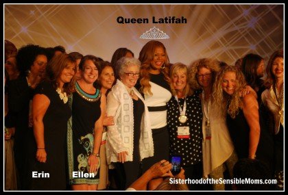 Queen Latifah and the Sisterhood