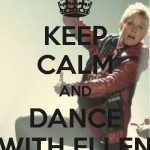 Finding the Funny By Dancing With Ellen