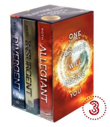 Divergent Trilogy Box Set