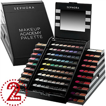 SEPHORA Makeup Academy Palette 2013 Blockbuster Limited Edition Set