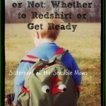 To Kindergarten or Not: Whether to Redshirt or Get Ready