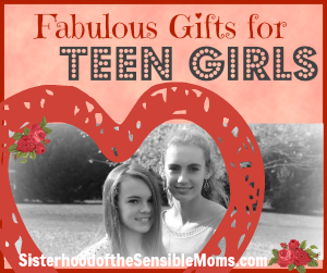 Valentine Fabulous Gifts for Teen Girls