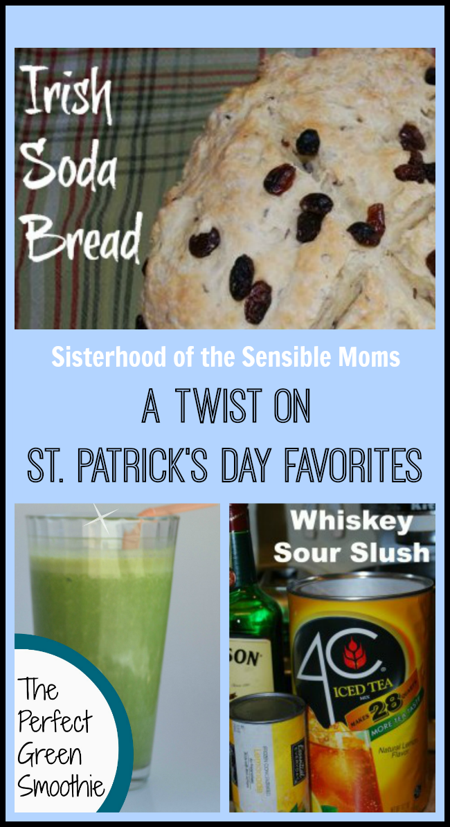 A Twist On St. Patrick's Day Favorites
