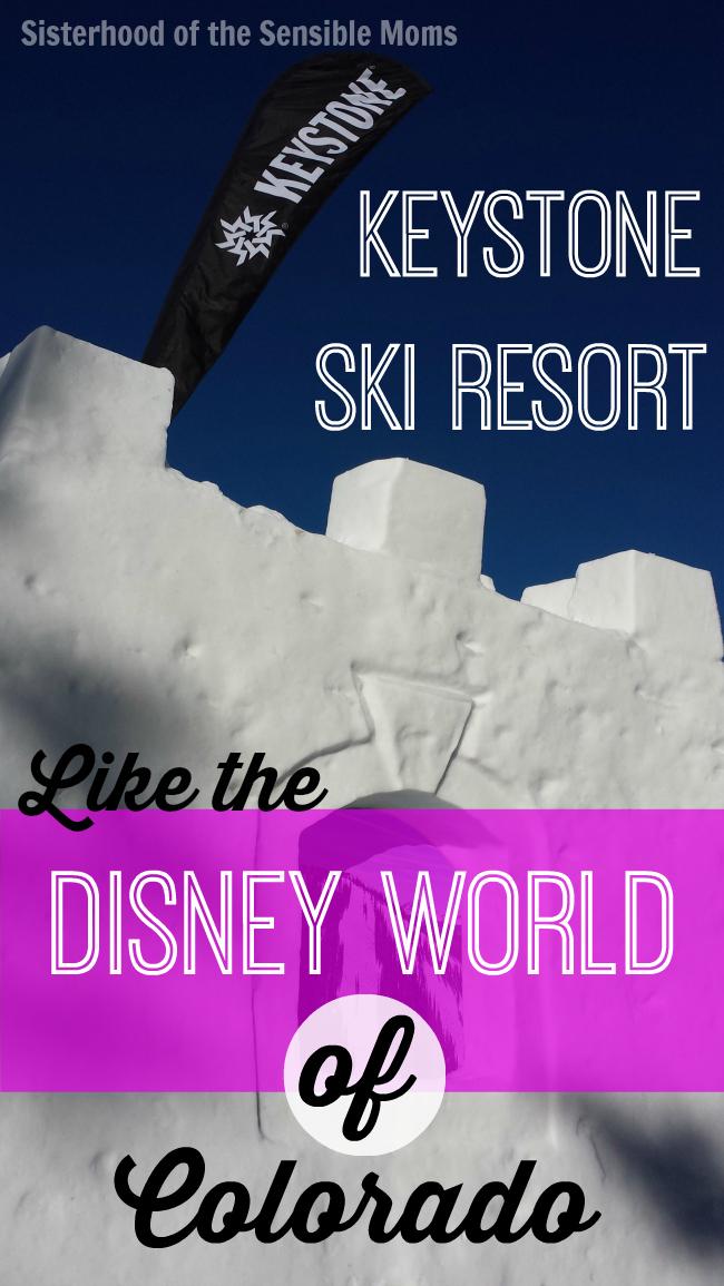Keystone Ski Resort is Like the Disney World of Colorado