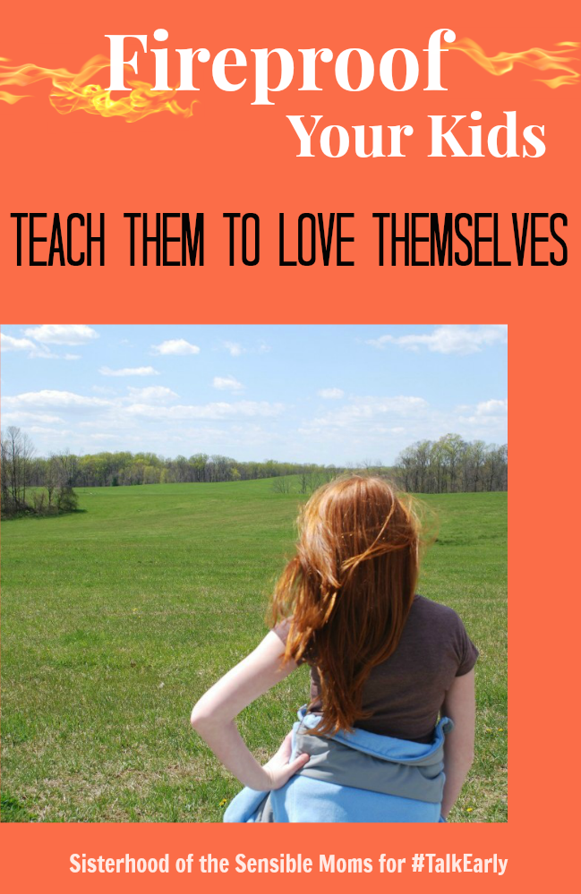 Teach Your Kids To Love Themselves