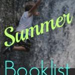 Hold Onto Summer Book List