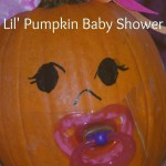 Pumpkin All the Baby Things! Fall Baby Shower Ideas