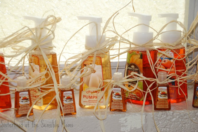 Pumpkin All The Baby Things Fall Shower Ideas