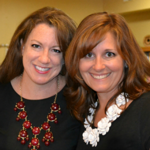 Hi! We're Ellen Williams and Erin Dymowski, the two friends behind this blog. Read our story here.