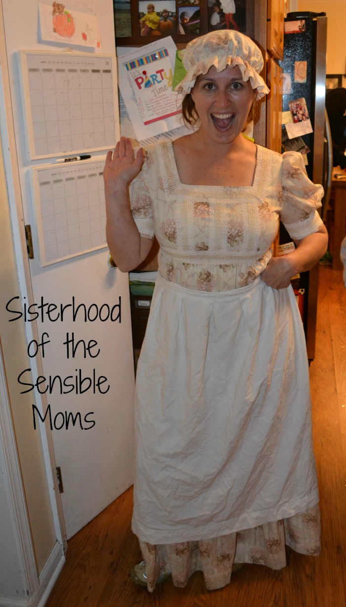 DIY Halloween Costumes - Milkmaild- HILARIOUS - Sisterhood of the Sensible Moms