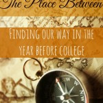 The Place Between: Finding Our Way in the Year Before College