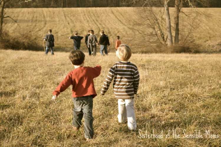 Need to make your spring a little less frenzied? Take a hike and 6 other ways to relax this spring---Sisterhood of the Sensible Moms