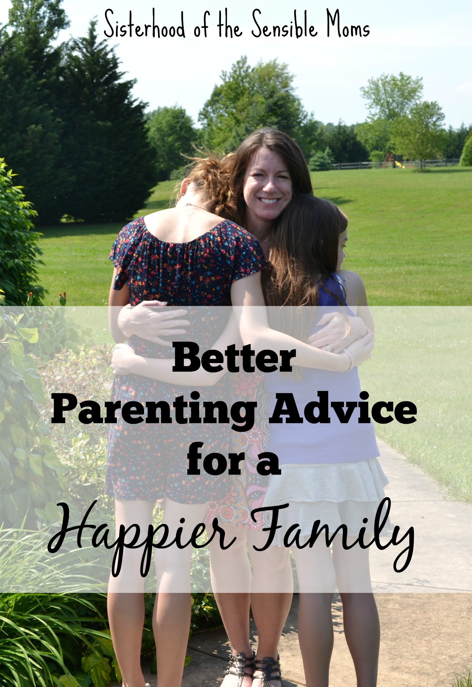 Better Parenting Advice for a Happier Family! Access to over 22 family experts with some superb parenting advice is just a click away! Sisterhood of the Sensible Moms