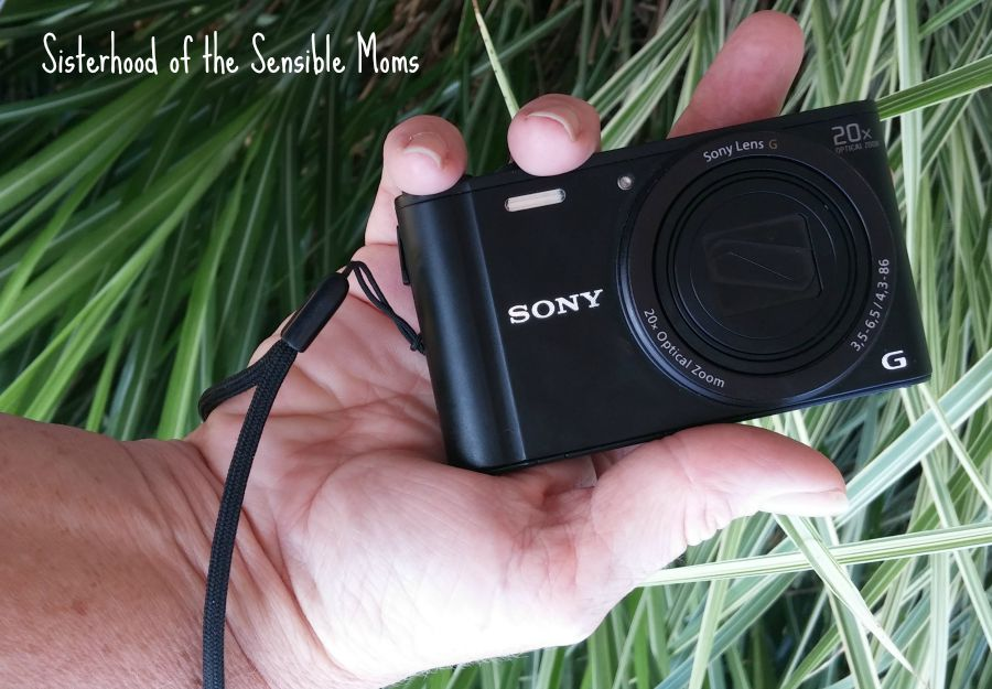 Sony camera Cybershot