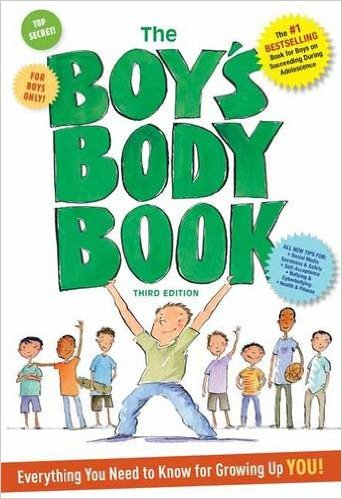 Need a resource to help your boy understand his changing body, his changing relationships, and his place in the world? Check out The Boy's Body Book. | Parenting Advice | Tweens | Teens | Puberty |  Sisterhood of the Sensible Moms