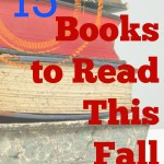 15 Books to Read This Fall