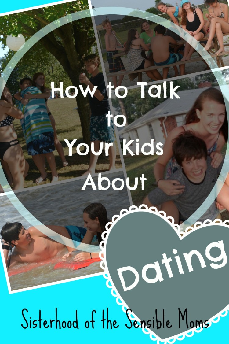 Talking to your christian child about dating