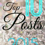 Our Top 10 Posts of 2015