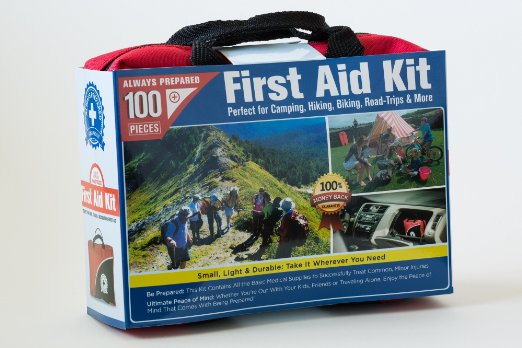 first aid kit amazon