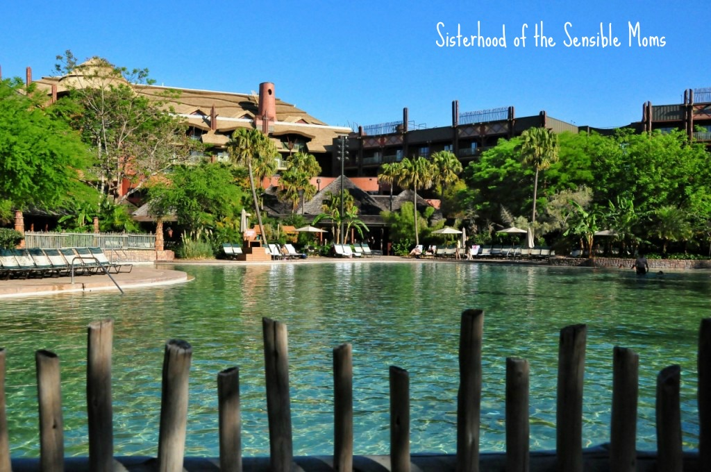 Staying at a Disney property has all kinds of benefits, but here's why Disney's Animal Kingdom Lodge is perfect for teens. | Family Travel | Sisterhood of the Sensible Moms