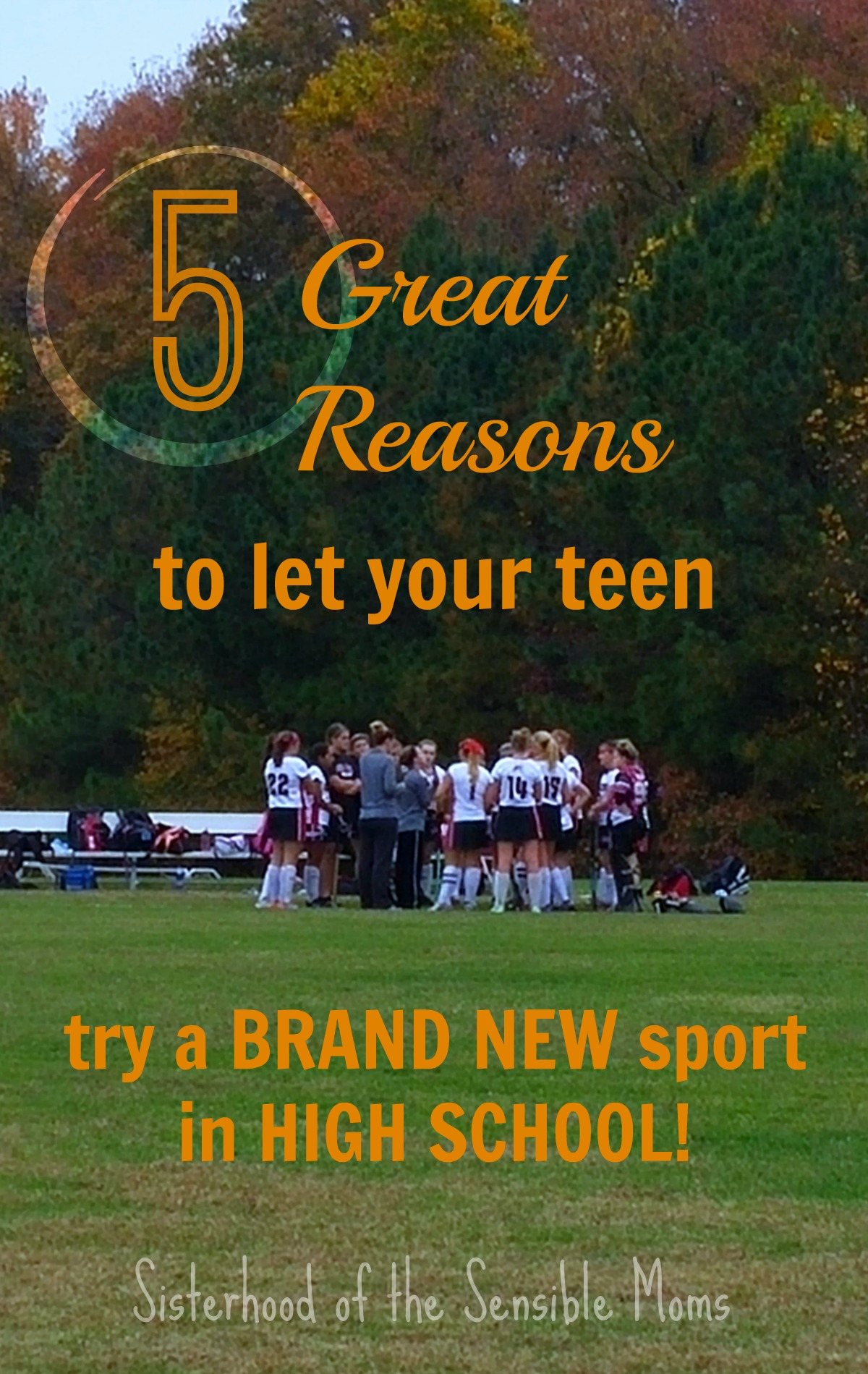 5 Reasons Why There's More to High School Sports Than Scholarships. Sure sports can be about the big college pay-off, but there's much more to universally value about high school sports than just scholarships. | Parenting Advice | Teens | Sisterhood of the Sensible Moms