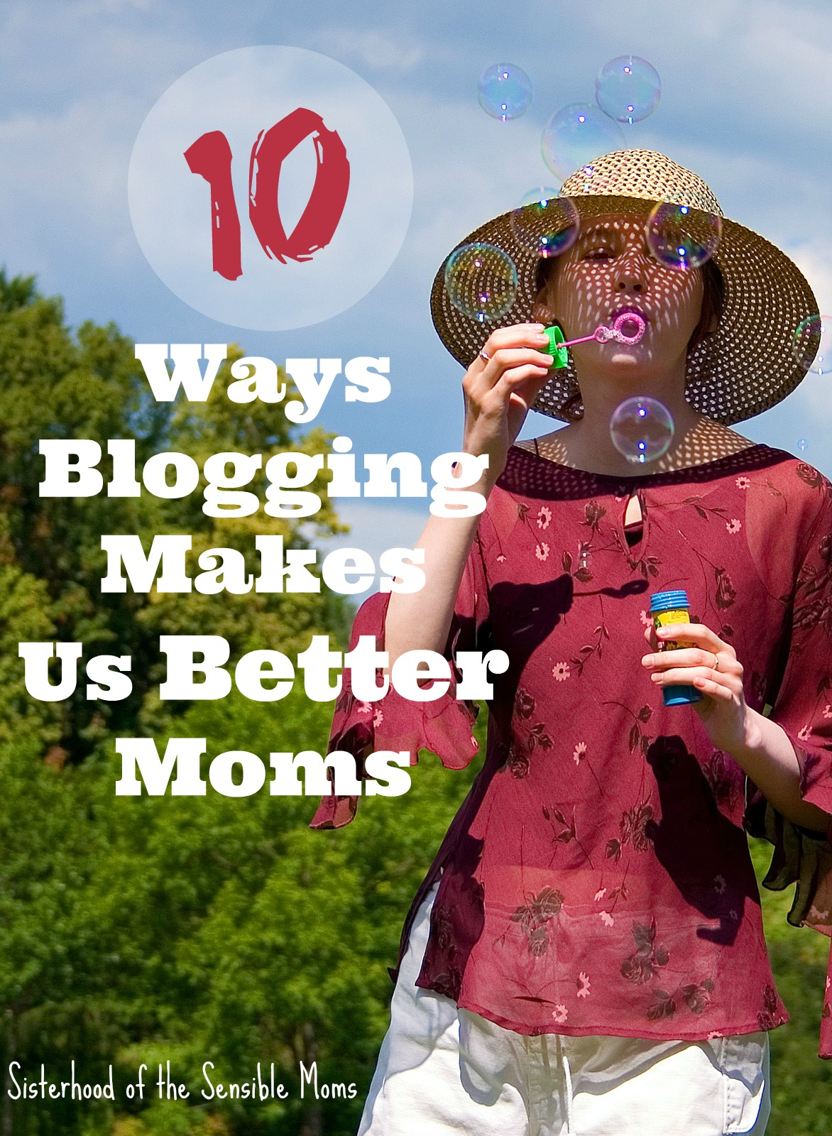 "As the urban legend goes, blogging makes you a bad parent. We say, ""Nay, nay!"" Working in this diverse field improves our parenting every day. 