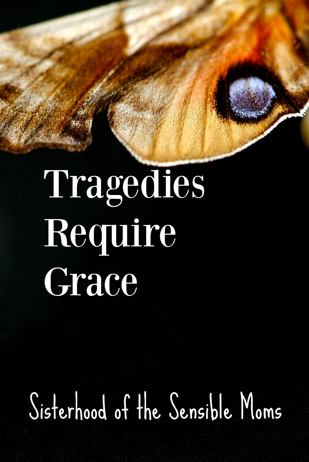 Tragedies require grace. We have the tendency to pass judgement over other parents when tragedy happens to them. Here's why we reject that accidents happen.| Sisterhood of the Sensible Moms