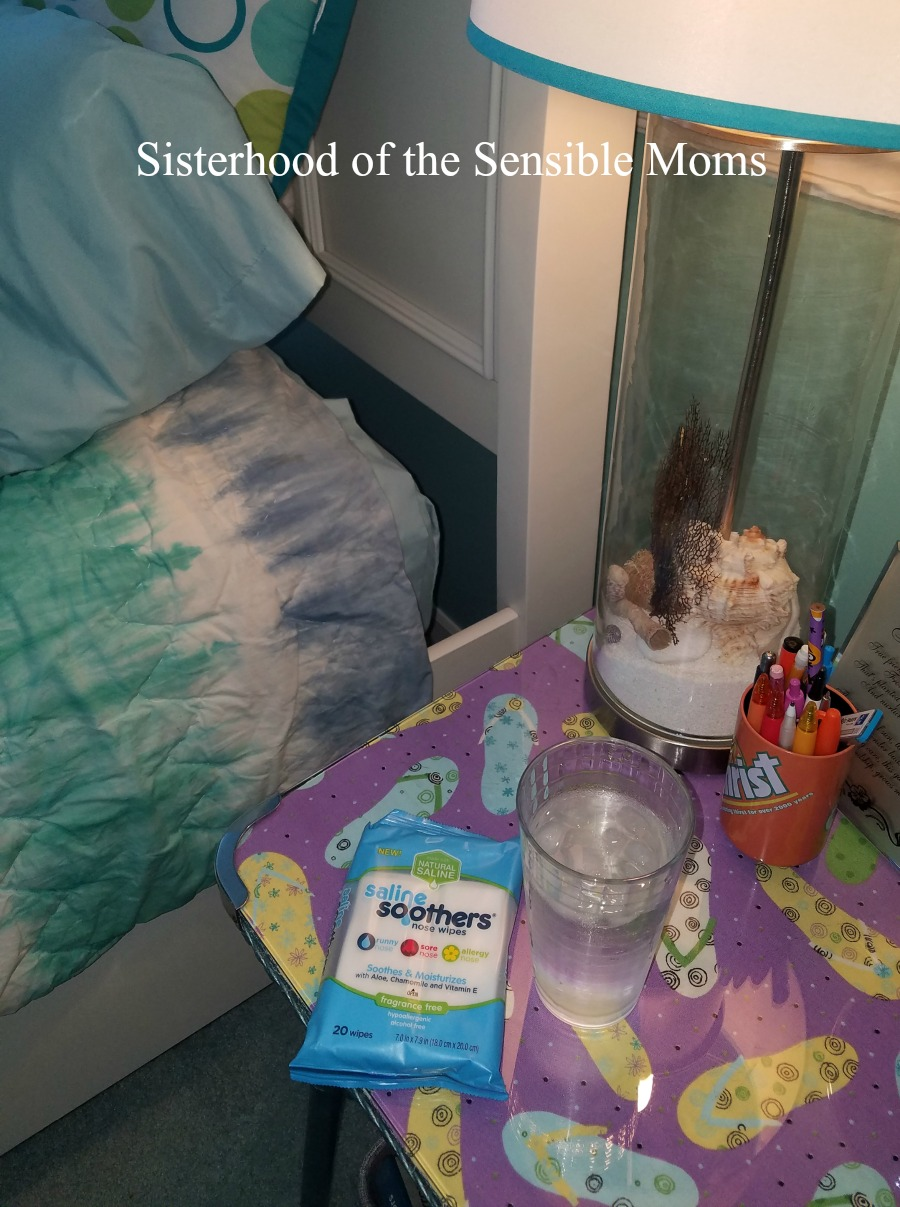How to Treat a Cold: The Myth of Boosting Your Immune System . . .BUSTED! Saline Soothers, fluids, and sleep are your health's best friends. | Sisterhood of the Sensible Moms
