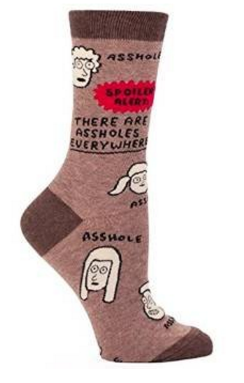 Asshole socks