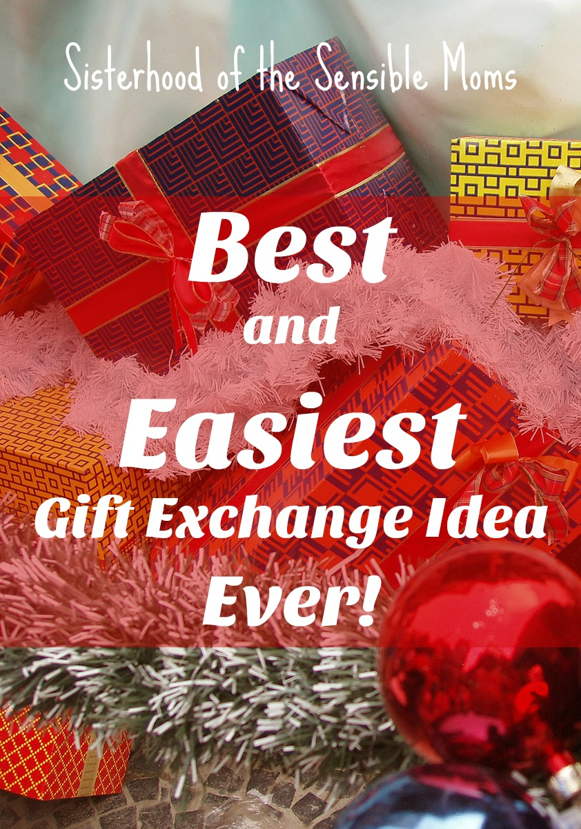 Best and easiest gift exchange idea ever sisterhood of the holiday sanity can be achieved by simplifying your gift list this christmas gift guide will negle Gallery