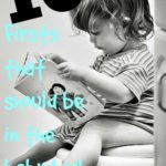 10 Firsts That Should Make the Baby Book