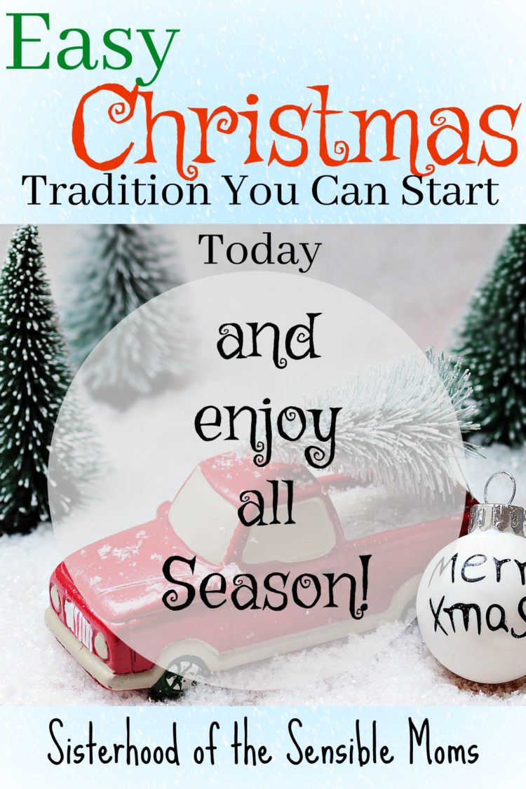 Easy and Inexpensive Christmas tradition you can start today! Check out this great family puzzle activity to make the holidays bright! | Sisterhood of the Sensible Moms