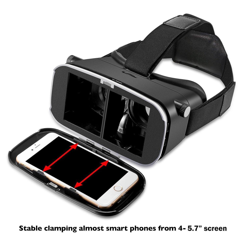 VR plastic