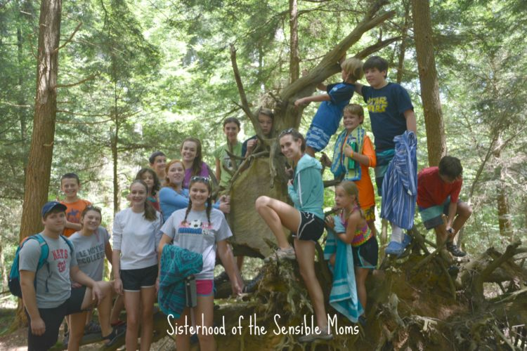 Got teens, tweens, or in-betweens? Parenting outside is the best advice we can give you! | Sisterhood of the Sensible Moms